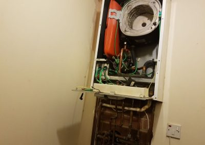 Boiler Service Immediately Dangerous